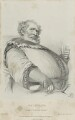 Charles Kemble as Falstaff in 'Henry IV', by Richard James Lane, printed by  Jérémie Graf, published by  Colnaghi and Puckle - NPG D22325