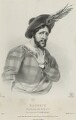 Charles Kemble as Macbeth, by Richard James Lane, printed by  Jérémie Graf, published by  Colnaghi and Puckle, after  Alfred Edward Chalon - NPG D22331