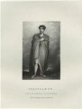 John Philip Kemble as Coriolanus, by Richard James Lane, printed by  Charles Joseph Hullmandel, published by  Joseph Dickinson, after  John Boaden - NPG D22316
