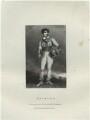 John Philip Kemble as Hotspur, by Richard James Lane, printed by  Charles Joseph Hullmandel, published by  Joseph Dickinson, after  John Boaden - NPG D22317