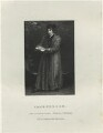 John Philip Kemble as Penruddock, by Richard James Lane, printed by  Charles Joseph Hullmandel, published by  Joseph Dickinson, after  John Boaden - NPG D22321