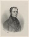Carl Alexander Anselm, Baron von Hügel, by Richard James Lane, after  J.W. Sperling - NPG D22144