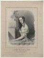 Charlotte Elizabeth Vandenhoff as Juliet in 'Romeo and Juliet', by Richard James Lane, printed by  M & N Hanhart - NPG D22159