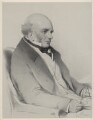 John Russell, 6th Duke of Bedford, by Richard James Lane, after  Sir Edwin Henry Landseer - NPG D22172