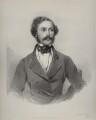 Frank Bostock, by Richard James Lane, printed by  M & N Hanhart, after  George Richmond - NPG D22176
