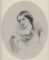 Mrs De Clifford, by Richard James Lane, after  Richard Buckner - NPG D22190