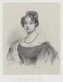 Lady Elizabeth Cornwallis, by Richard James Lane, after  Sir William John Newton - NPG D22197
