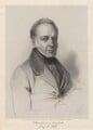 William Henchman Crowfoot, by Richard James Lane, printed by  M & N Hanhart, after  Charles L. Gow - NPG D22199