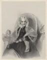 Mrs Fairlie, by Richard James Lane - NPG D22211