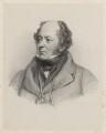 Sir Josiah John Guest, 1st Bt, by Richard James Lane, after  Jacob Thompson - NPG D22221