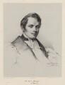 John Harding, by Richard James Lane, printed by  M & N Hanhart, after  Field Talfourd - NPG D22227
