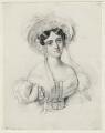 Lucy Anderson (née Philpot), by Richard James Lane, after  Johannes Notz - NPG D22229