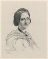 (Mary) Elizabeth (née à Court Repington), Lady Herbert of Lea, by Richard James Lane, after  James Rannie Swinton - NPG D22230