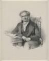 Mr Jarratt, by Richard James Lane, after  Josiah Gilbert - NPG D22239