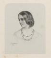 Frances Elizabeth Jocelyn (née Cowper), Viscountess Jocelyn, by Richard James Lane, after  James Rannie Swinton - NPG D22240