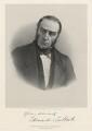 Edward Lubbock, by Richard James Lane, printed by  M & N Hanhart, published by  Josiah Fletcher - NPG D22249