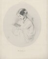 Florence Nightingale, by Richard James Lane, printed by  Day & Son, published by  Paul and Dominic Colnaghi & Co, after  Joanna Hilary Bonham Carter, after  John Pinches - NPG D22261