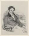 William Middleton Noel, by Richard James Lane, after  Nathan Cooper Branwhite - NPG D22262
