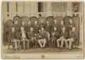 Indian Civil servants, by Bourne & Shepherd - NPG x32167