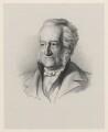 Sir Edward Hardinge John Stracey, 2nd Bt, by Richard James Lane, after  (Anthony) Frederick Augustus Sandys - NPG D22282