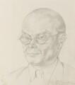 John Rothenstein, by Sir Stanley Spencer - NPG 6695