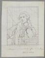 Francis Russell, Marquess of Tavistock, by Henry Bone, after  Sir Joshua Reynolds - NPG D17211