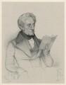 Unknown man, by Richard James Lane, after  Edmund Havell - NPG D22466