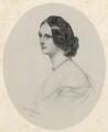 Emily Ashley-Cooper (née Cowper), Countess of Shaftesbury, by Richard James Lane, after  James Rannie Swinton - NPG D22471