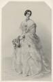 Marie Charlotte Eugenie Doche (née Plunkett), by Richard James Lane, after  Richard Buckner - NPG D22474