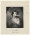 'Ariadne' (Jane Courthope), by Richard James Lane, printed by  Charles Joseph Hullmandel - NPG D22510