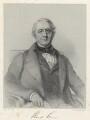 Claud Currie, by Richard James Lane, after  Samuel Lane - NPG D22526