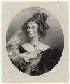 Miss Beresford, by Richard James Lane, after  Alfred Edward Chalon - NPG D22349