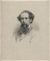 Charles Dickens, by Richard James Lane, after  John Watkins - NPG D22373