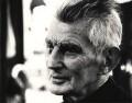 Samuel Beckett, by John Minihan - NPG x28992