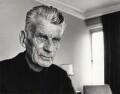 Samuel Beckett, by John Minihan - NPG x28990