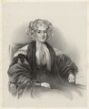 Mrs Grose (?), by Richard James Lane - NPG D22386