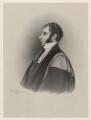 Dr Jacob, by Richard James Lane, after  Hugh Thompson - NPG D22395