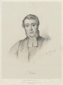Sanderson Robins, by Richard James Lane, after  John Callcott Horsley - NPG D22408
