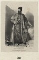 Sadek Bey, by Richard James Lane, printed by  Charles Joseph Hullmandel, published by  Rudolph Ackermann - NPG D22411