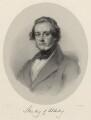 Edward John Stanley, 2nd Baron Stanley of Alderley, by Richard James Lane, after  Eden Upton Eddis - NPG D22420