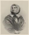 Mrs Timmins, by Richard James Lane, after  Richard Buckner - NPG D22426