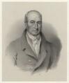William Jex-Blake, by Richard James Lane, printed by  M & N Hanhart, after  George Clint - NPG D22427