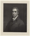 Thomas Murdoch, by Richard James Lane, after  Thomas Phillips - NPG D22433