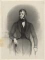 Robert John Carington (né Smith), 2nd Baron Carrington, by Richard James Lane - NPG D22435