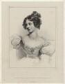 Mary Droop (née Richmond), by Richard James Lane, printed by  Charles Joseph Hullmandel, after  Sir Thomas Lawrence - NPG D22440