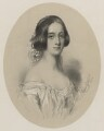 Lady Campbell, by Richard James Lane, after  William Crawford - NPG D22453