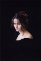 Helena Bonham Carter, by Derry Moore, 12th Earl of Drogheda - NPG x126972