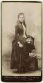 Lady Ottoline Morrell, by Numa Blanc Fils - NPG x144134