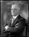 Sir Frederick William Francis George Frankland, 10th Bt, by Bassano Ltd - NPG x36585