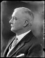 Sir Frederick William Francis George Frankland, 10th Bt, by Bassano Ltd - NPG x36586